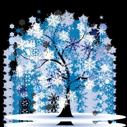 カラフル花柄のイラストイラストレーター素材aieps商用可能