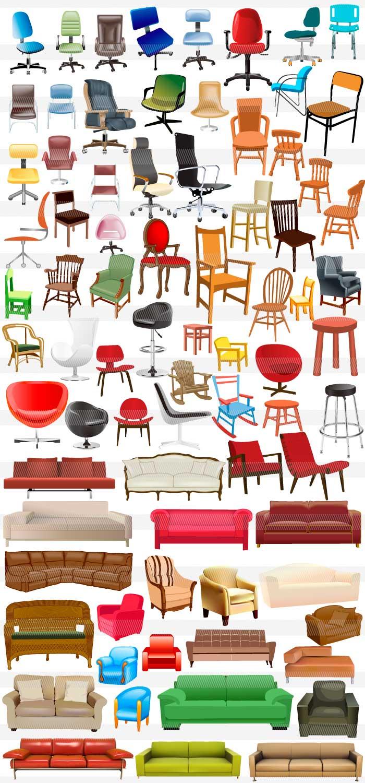 椅子・パイプ椅子・ソファ
