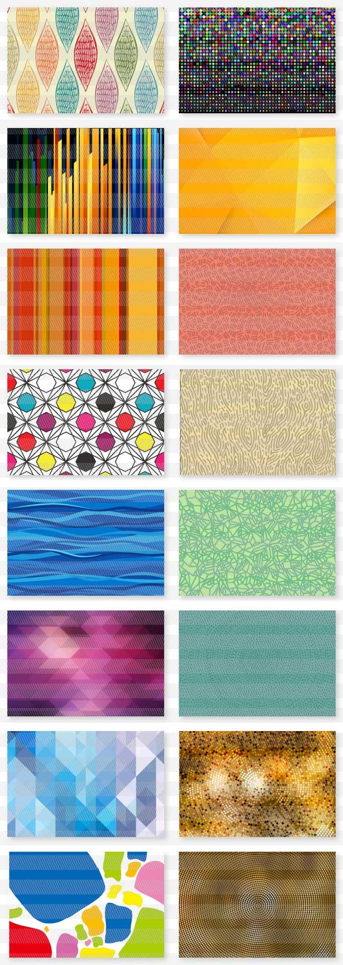 抽象模様幾何学模様の背景素材イラストレーター素材aieps商用可能