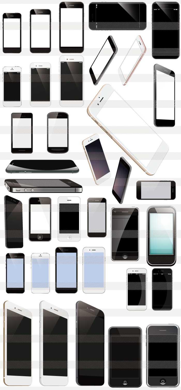 スマートフォン・タブレットのイラスト