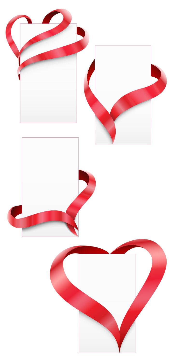 すべての講義 word フレーム : バレンタインのハートカードの ...